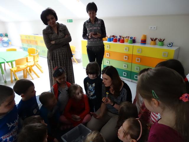 Wizyta studyjna Fundacji Wspierania Inicjatyw Edukacyjnych z Kirgizji